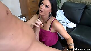India Summer caught with her fucking videos by her co-worker Billy