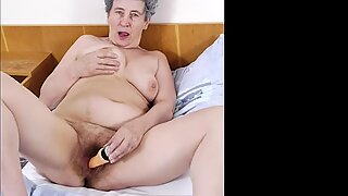 OmaHoteL Hot Granny Pictures Compilation Video