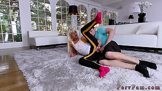 Ultimate mixed wrestling sex first time Stretching Your Stepmom