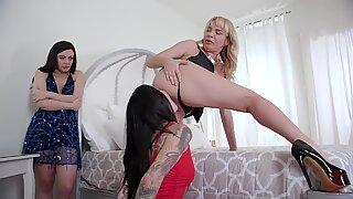 Bubbly Butt Surprise!