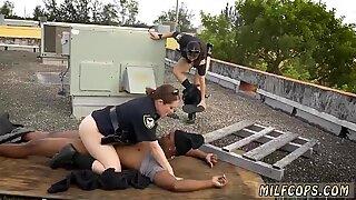 Break-In Attempt Suspect has to plow his dick