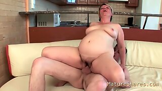 European video of granny fucking
