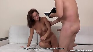 Stripping off to fuck on livecam