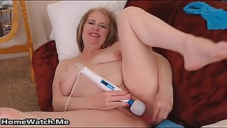 My Old Vibrator Still Does Wonders To My Big Pussy
