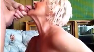 CUM FOR HER