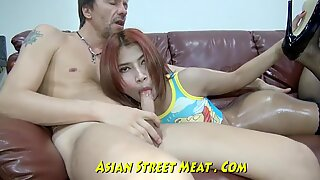 Money For Exciting Sex With Asian Freak