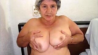 HelloGrannY Mature Latina Nude Pictures Slideshow