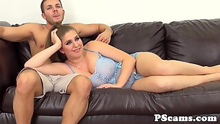 Alex Chance shows her huge tits on webcamReport this video